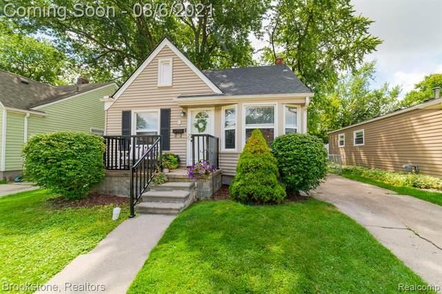 995 Princeton Rd, Berkley, MI 48072 (#2210055997) :: RE/MAX Nexus