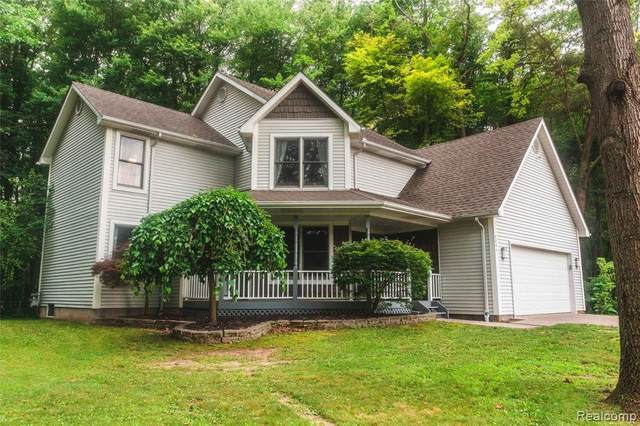 6041 Swartout Road, Clay Twp, MI 48001 (#2210056150) :: Real Estate For A CAUSE