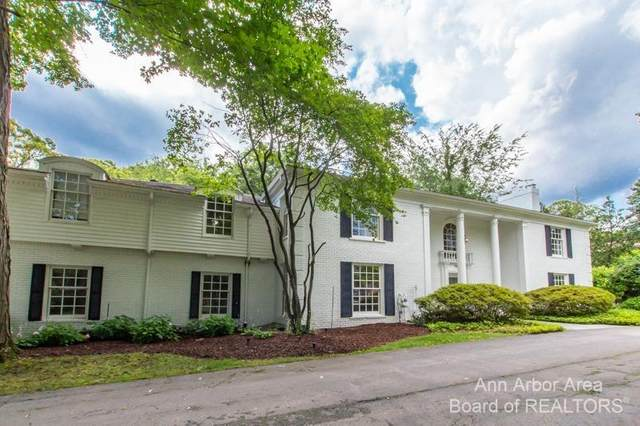 580 Haverhill Road, Bloomfield Hills, MI 48304 (#543282579) :: Real Estate For A CAUSE