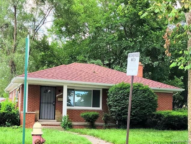 19972 Fenelon Street, Detroit, MI 48234 (#2210056475) :: Duneske Real Estate Advisors