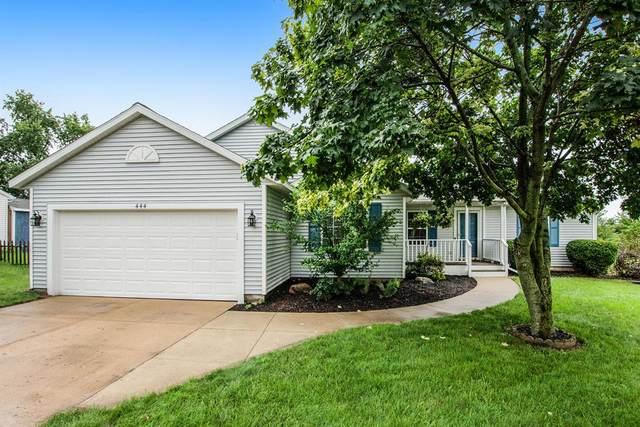 444 12 Mile Road NE, Rockford, MI 49341 (#65021032459) :: Real Estate For A CAUSE