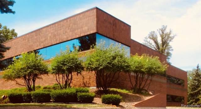 15360 S Commerce Drive, Dearborn, MI 48120 (#2210056686) :: The Vance Group   Keller Williams Domain