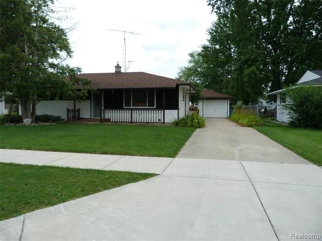 5264 Worchester Drive, Swartz Creek, MI 48473 (#2210056703) :: Real Estate For A CAUSE