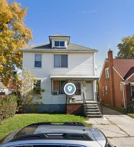 5502 Williamson Street, Dearborn, MI 48126 (#2210056759) :: National Realty Centers, Inc