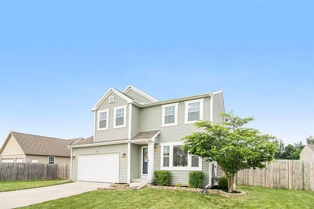8222 Silverado Lane, Richland Twp, MI 49083 (#66021033769) :: Real Estate For A CAUSE