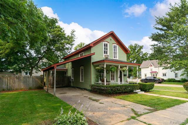 321 Wetmore Street, Howell, MI 48843 (#2210056808) :: Real Estate For A CAUSE