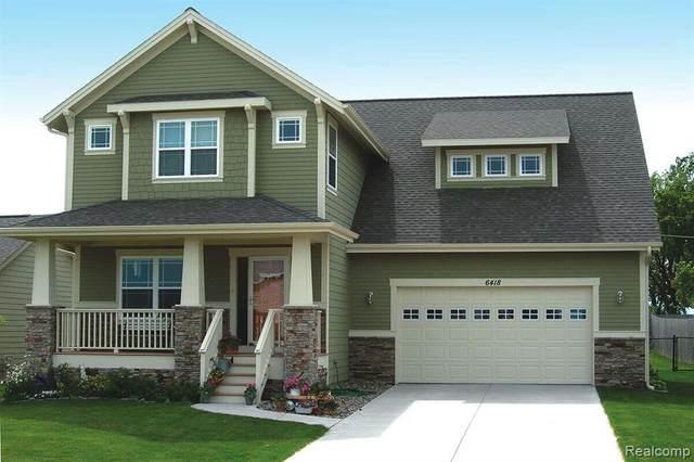 8143 Putman Avenue, Goodrich Vlg, MI 48438 (#2210056810) :: Real Estate For A CAUSE