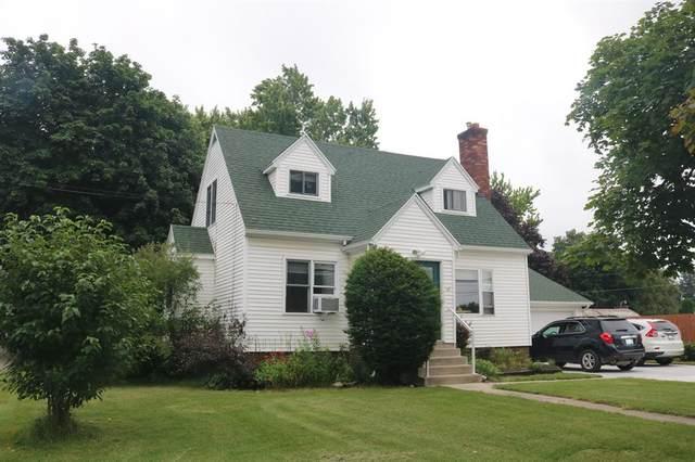 196 N Sheridan Avenue, Wheatland Twp, MI 49340 (#72021033817) :: The Vance Group   Keller Williams Domain