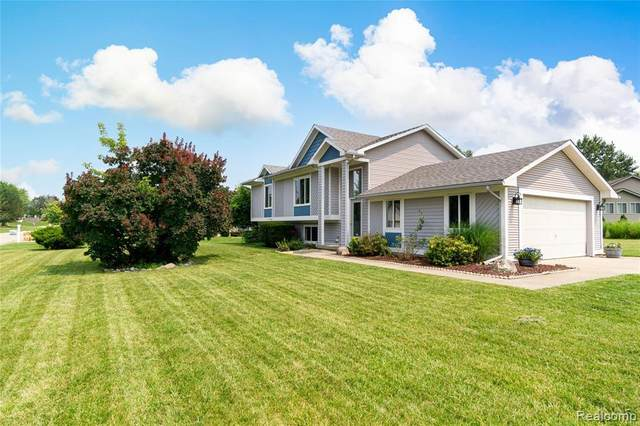 6432 Windham Pl, Grand Blanc Twp, MI 48439 (#2210056852) :: Real Estate For A CAUSE