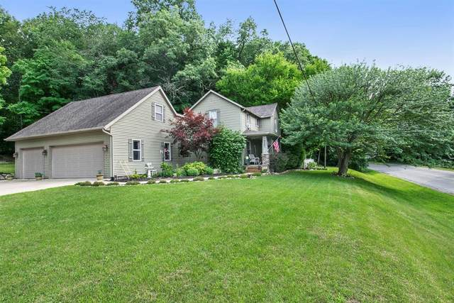 9241 Kent Street, Danby Twp, MI 48875 (#65021033825) :: Real Estate For A CAUSE