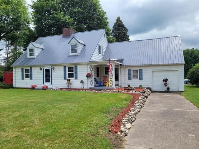 491 W Wheatland Avenue, Wheatland Twp, MI 49340 (#72021033898) :: The Alex Nugent Team   Real Estate One
