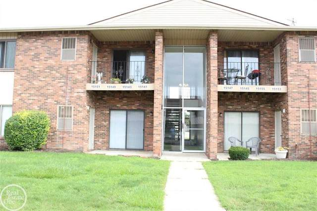 15141 Seagull Building D, Sterling Heights, MI 48313 (#58050048708) :: Real Estate For A CAUSE