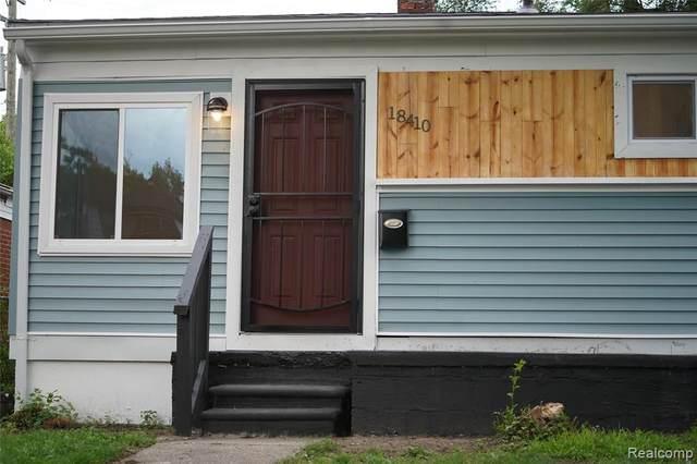 18410 Conley Street, Detroit, MI 48234 (#2210056992) :: Duneske Real Estate Advisors