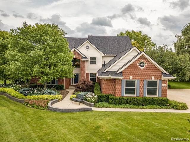 47527 Greenwich Drive, Novi, MI 48374 (#2210057095) :: Duneske Real Estate Advisors