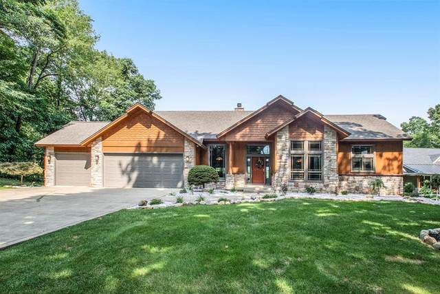 62276 Hunters Pointe Drive, Sherman Twp, MI 49091 (#68021033994) :: Real Estate For A CAUSE