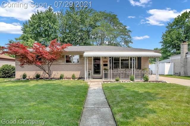 14159 Edison Drive, Warren, MI 48088 (#2210057288) :: Real Estate For A CAUSE
