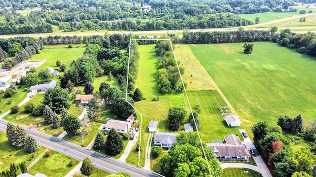 13512 Turner Road, Dewitt Twp, MI 48820 (#72021034652) :: Real Estate For A CAUSE