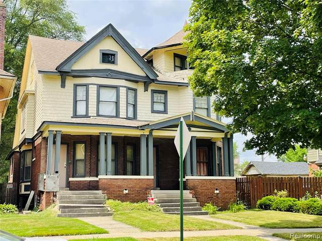 2959 Field Street, Detroit, MI 48214 (#2210057422) :: National Realty Centers, Inc