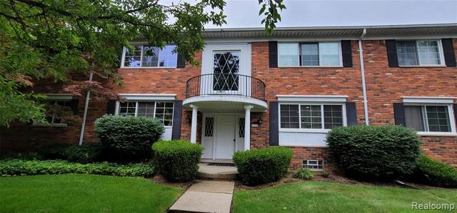 1733 Huntingwood Lane C, Bloomfield Hills, MI 48304 (#2210057442) :: National Realty Centers, Inc