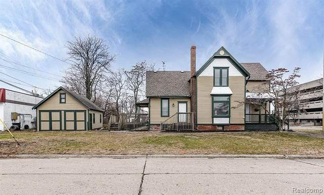 34905 E Michigan Avenue, Wayne, MI 48184 (#2210057591) :: National Realty Centers, Inc