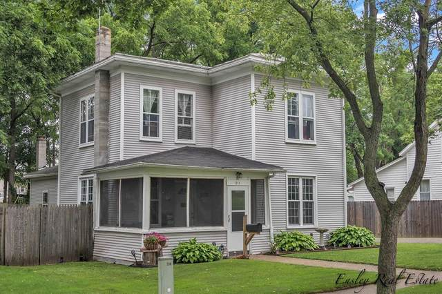 211 S Webster Street, Greenville, MI 48838 (#65021064874) :: Real Estate For A CAUSE