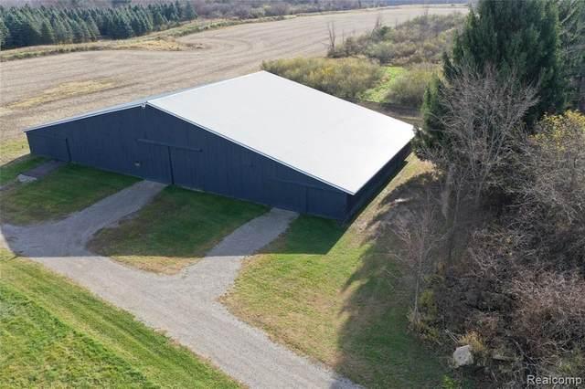 4320 W Oregon Road, Oregon Twp, MI 48446 (#2210057772) :: NextHome Showcase