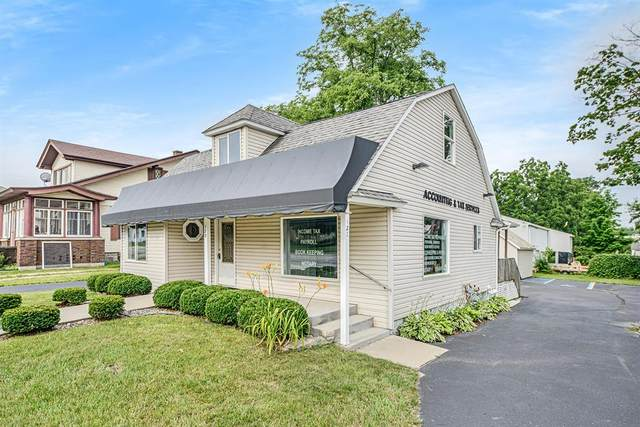 123 S Main Street NE, Cedar Springs, MI 49319 (#72021064992) :: Real Estate For A CAUSE
