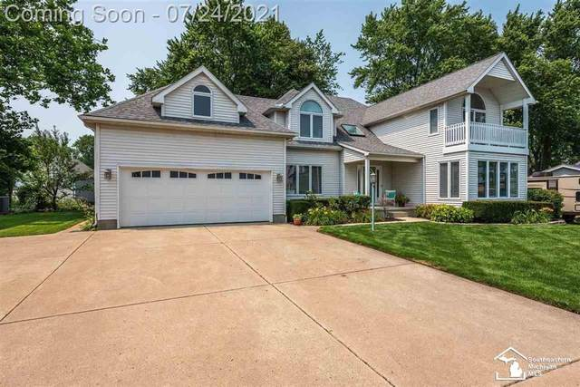 13501 Venetian Dr, Monroe Twp, MI 48161 (#57050048986) :: Real Estate For A CAUSE