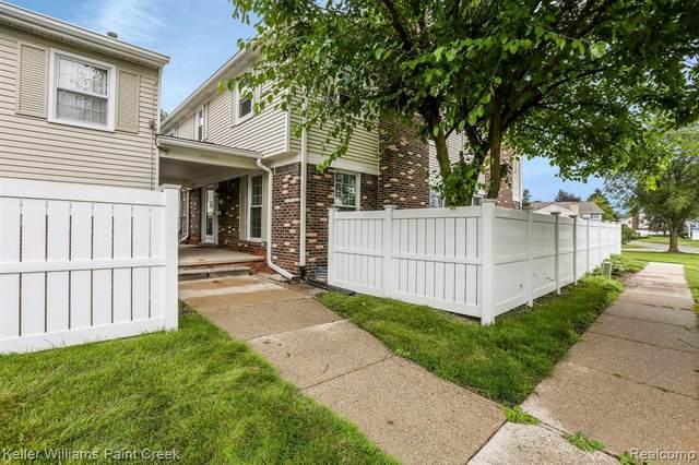 42104 Gladwin Street, Novi, MI 48167 (#2210058135) :: Duneske Real Estate Advisors