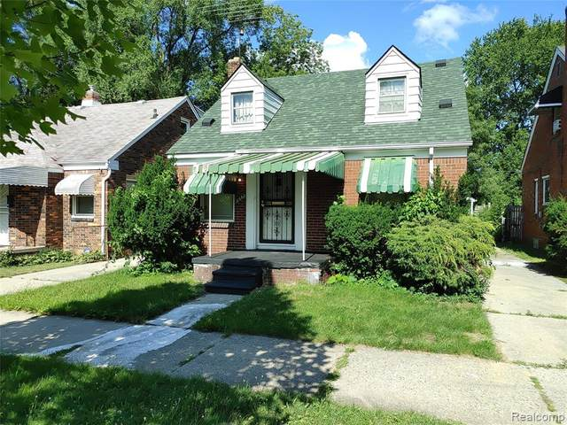 18660 Hamburg Street, Detroit, MI 48205 (#2210058188) :: Duneske Real Estate Advisors