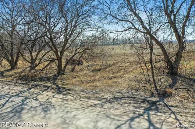 0 Five Mile Road, Salem Twp, MI 48167 (#2210058218) :: Duneske Real Estate Advisors