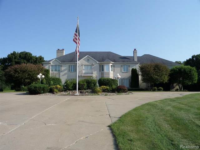 4530 Warwick Circle Drive, Grand Blanc Twp, MI 48439 (#2210058287) :: Real Estate For A CAUSE