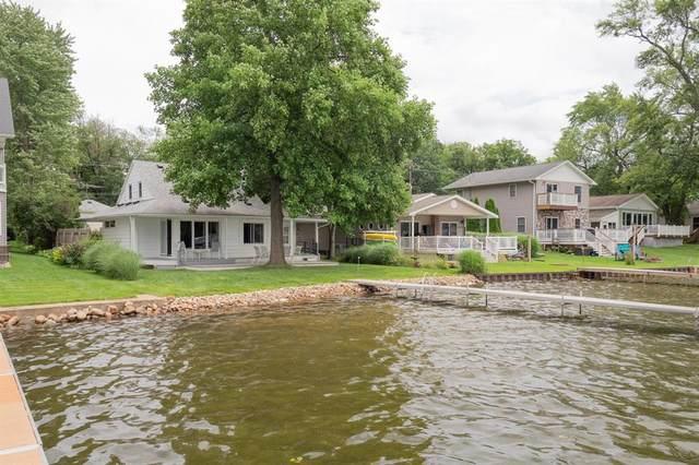 9138 E Long Lake Drive, Pavilion Twp, MI 49088 (#66021071157) :: Real Estate For A CAUSE
