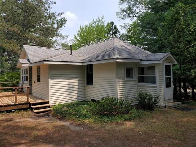8488 Vista Drive, Brooks Twp, MI 49337 (#72021078939) :: The Alex Nugent Team   Real Estate One