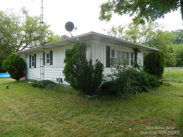 4345 Clear Lake Road, Grass Lake Twp, MI 49240 (#543282754) :: The Vance Group   Keller Williams Domain