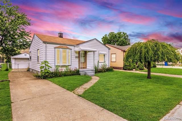24759 Wagner Avenue, Warren, MI 48089 (#2210058495) :: The Alex Nugent Team | Real Estate One