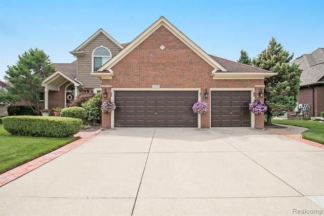 21300 Florence Dr Drive, Macomb Twp, MI 48044 (#2210058545) :: The Alex Nugent Team | Real Estate One