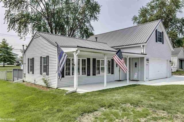 7220 Lester, Lexington, MI 48450 (#58050049121) :: Duneske Real Estate Advisors