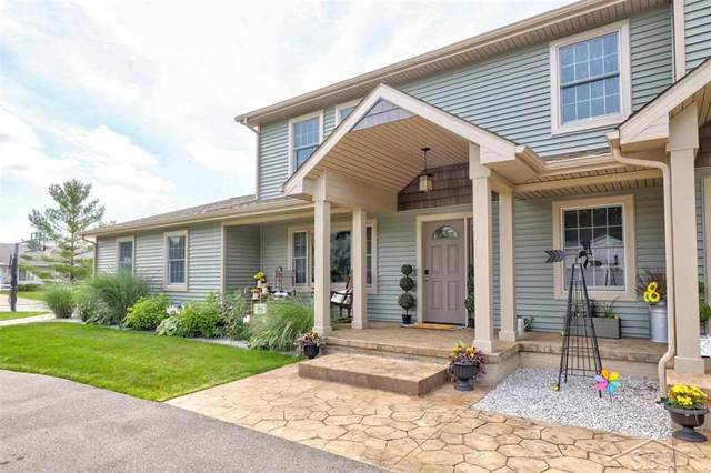 6089 Normandy, Saginaw Twp, MI 48638 (#61050049125) :: Real Estate For A CAUSE