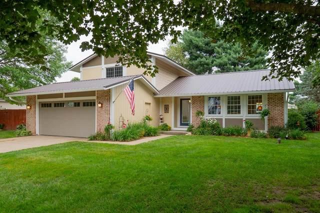 6401 Eagle Ridge Drive, Richland Twp, MI 49004 (#66021094686) :: Real Estate For A CAUSE