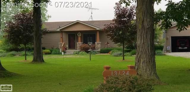 13124 Burgess, Riley Twp, MI 48041 (#58050049207) :: Novak & Associates