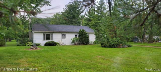 2505 Oak Grove Road, Howell Twp, MI 48855 (#2210058801) :: Real Estate For A CAUSE