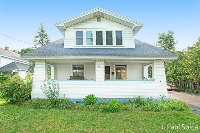 248 N Main Street, Rockford, MI 49341 (#65021094734) :: Real Estate For A CAUSE