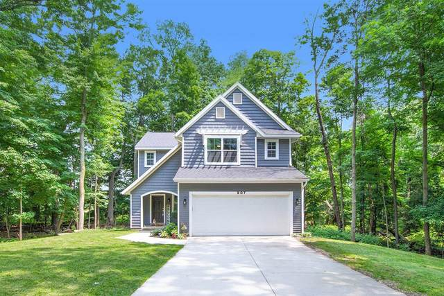907 Wooded Lane, Marshall, MI 49068 (#66021094767) :: Real Estate For A CAUSE