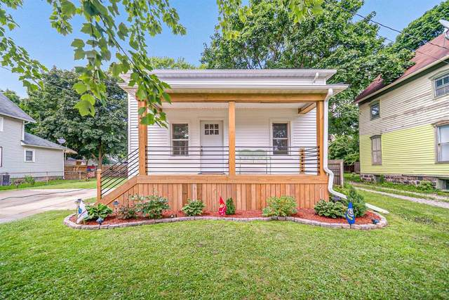 124 W Spruce Street, Marshall, MI 49068 (#64021094819) :: Real Estate For A CAUSE