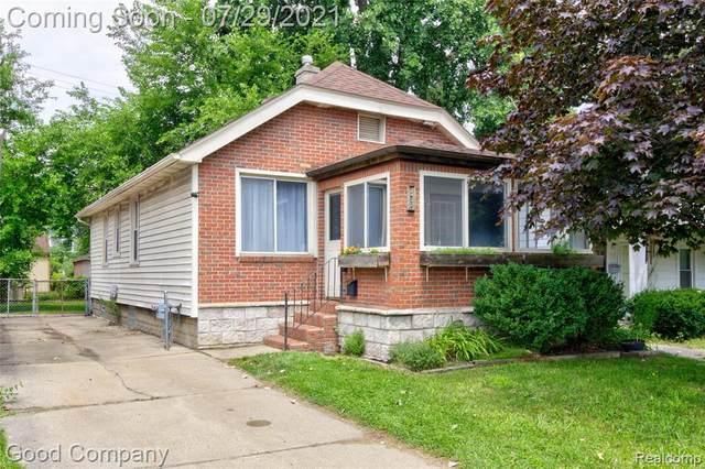 1477 Woodward Heights, Ferndale, MI 48220 (#2210058910) :: BestMichiganHouses.com