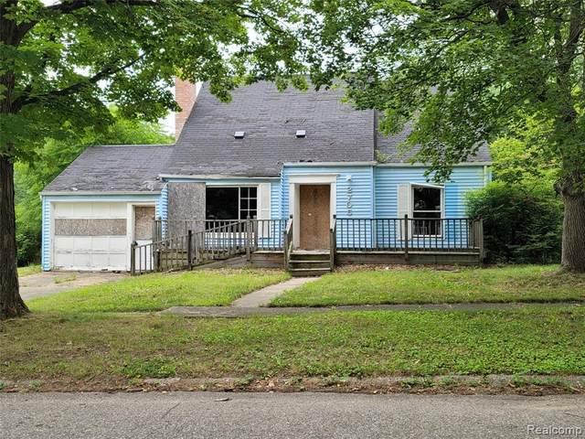 2705 Thomas Street, Flint, MI 48504 (#2210058935) :: The Mulvihill Group