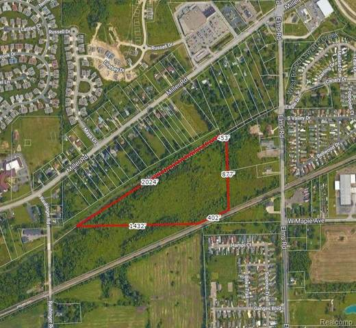 0 Raubinger Road, Clayton Twp, MI 48473 (#2210058957) :: The Vance Group | Keller Williams Domain