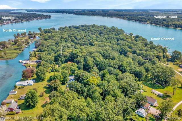 82 Russell Drive, Clay Twp, MI 48001 (#2210058974) :: Real Estate For A CAUSE