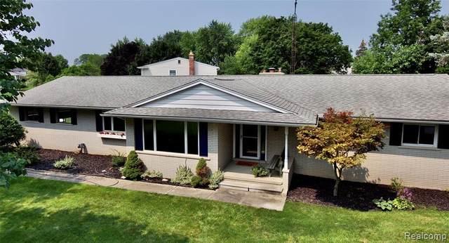 12070 Francesca Drive, Grand Blanc, MI 48329 (#2210059024) :: Real Estate For A CAUSE